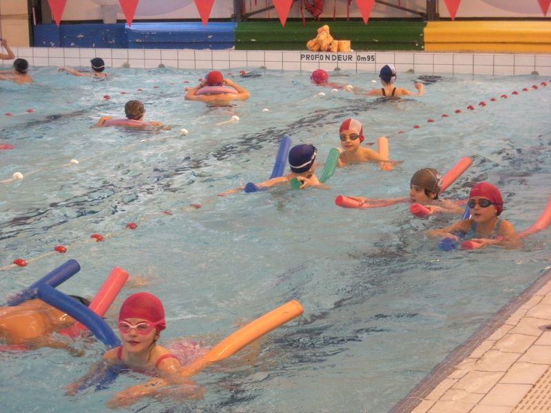 Ecole sainte marie pie x for Choupi a la piscine